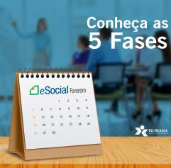 Conheça as Fases do eSocial